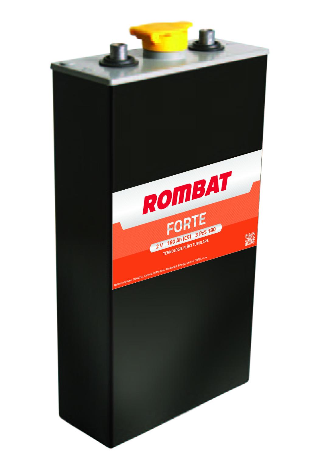 Forte 2 V - 750 Ah